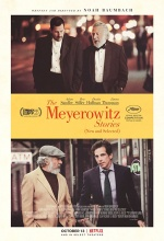 Affiche The Meyerowtiz Stories  (New and Selected)