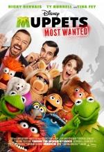 Opération Muppets - Affiche
