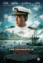 USS Indianapolis - Affiche