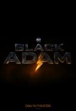 Black Adam - Affiche