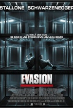 Evasion - Affiche