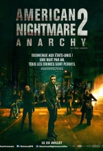 American Nightmare 2 : Anarchie - Affiche