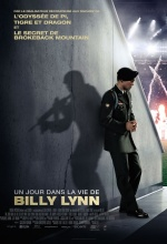 Affiche Un jour dans la vie de Billy Lynn