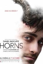 Horns - Affiche