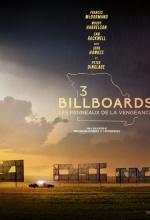 3 Billboards, Les Panneaux de la Vengeance - Affiche