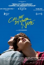 Call Me By Your Name - Affiche