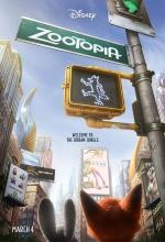 Zootopie - Affiche