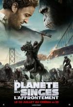 La planète des singes : L'affrontement - Affiche