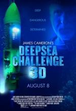Deepsea Challenge 3D, l'aventure d'une vie - Affiche