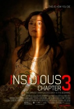 Insidious : Chapitre 3 - Affiche
