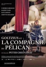 Goltzius et la compagnie du pélican - Affiche