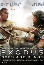 Affiche Exodus : Gods and Kings