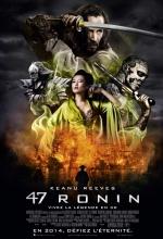 47 Ronin - Affiche