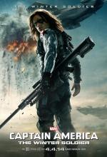 Captain America, le soldat de l'hiver - Affiche