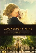 The Zookeeper's Wife - Affiche