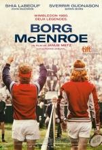 Affiche Borg - McEnroe