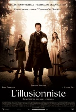L'Illusionniste  - Affiche