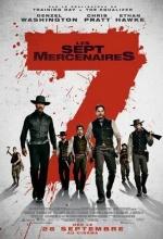 Les 7 Mercenaires (Remake) - Affiche