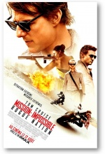 Affiche Mission: Impossible-Rogue Nation
