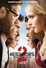 Nos pires voisins 2 - Affiche