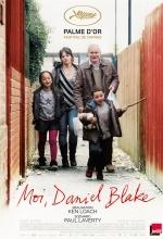Moi, Daniel Blake - Affiche