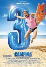 Camping 3 - Affiche