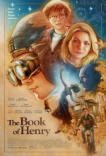 The Book of Henry - Affiche