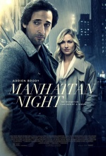 Manhattan Night - Affiche