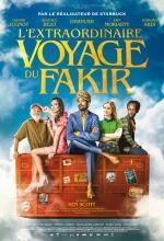 Affiche L'extraordinaire voyage du Fakir