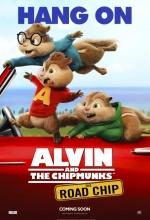 Affiche Alvin et les Chipmunks : A fond la caisse