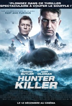 Hunter Killer - Affiche