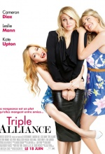 Triple Alliance - Affiche