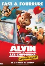Alvin et les Chipmunks : A fond la caisse - Affiche