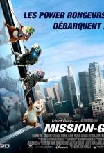 Mission G - Affiche