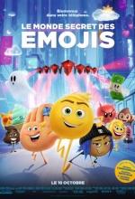 Le Monde secret des Emojis - Affiche