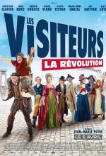 Les Visiteurs  : La Révolution - Affiche