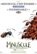 Minuscule-La vallée des fourmis perdues - Affiche