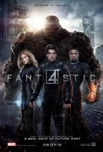 Les 4 Fantastiques - Affiche