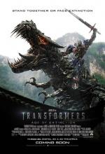 Transformers : L'Age de L' Extinction - Affiche