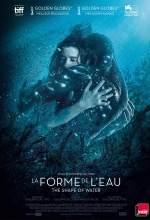 La Forme de l'eau - The Shape of Water - Affiche