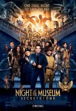 La nuit au musée : Le Secret des Pharaons - Affiche