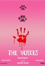The Voices - Affiche