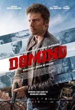Domino - La guerre silencieuse - Affiche