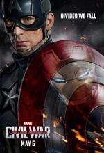 Captain America : Civil War - Affiche