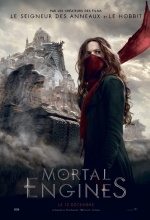 Mortal Engines - Affiche