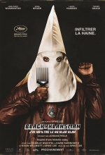 BlacKkKlansman - Affiche