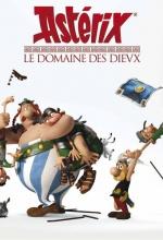 Astérix-Le Domaine des Dieux - Affiche