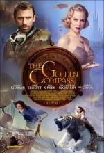 A La Croisée des Mondes : la boussole d'or - Affiche