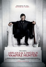Abraham Lincoln : Chasseur de Vampires - Affiche
