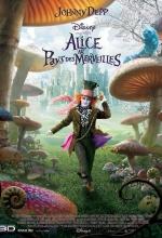Alice au pays des merveilles 3D - Affiche
